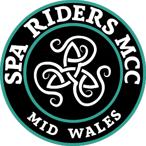 Spa Riders MCC Club Insignia